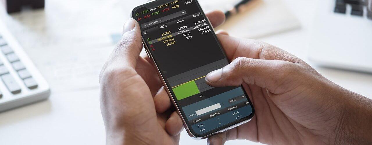 Покупка акции на бирже